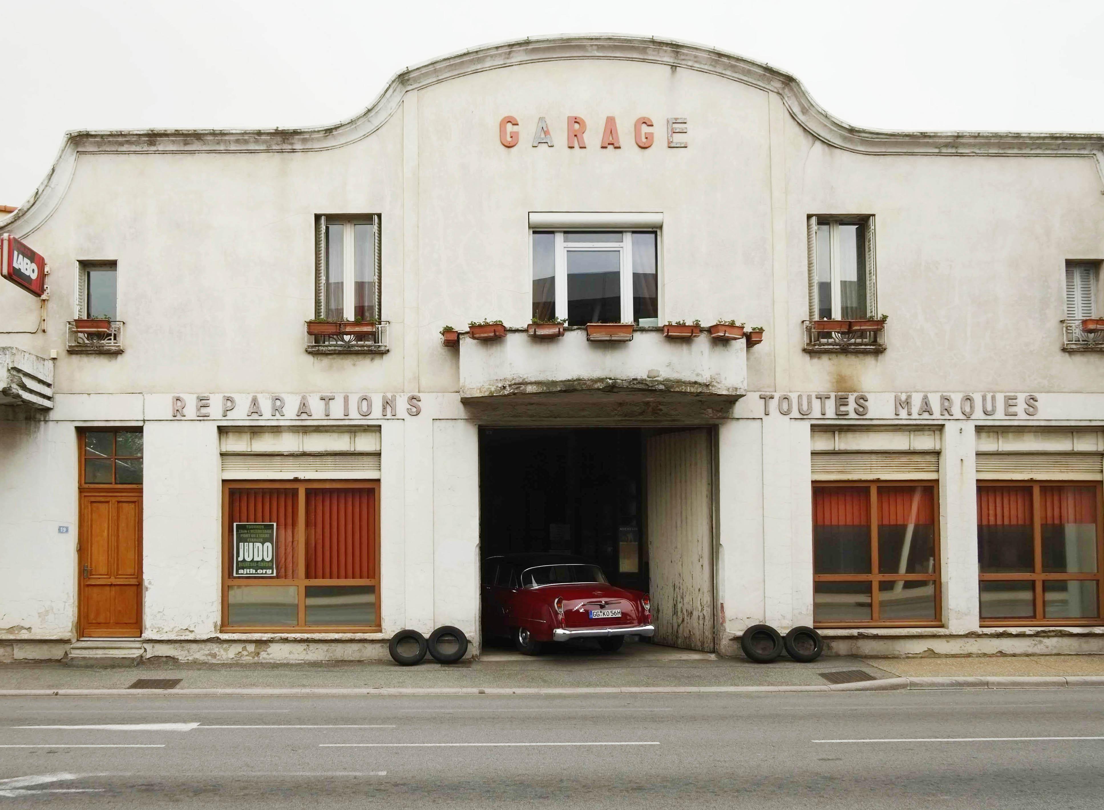 Automobiles nationale 7 for Garage toute marque
