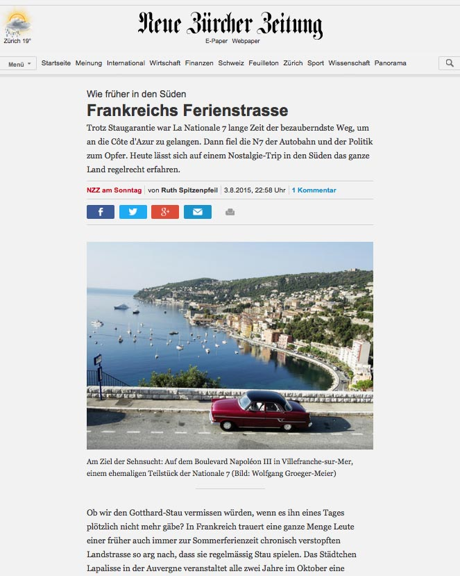 NZZ STIL Nationale 7